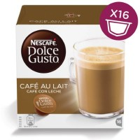 Caffe Au Lait