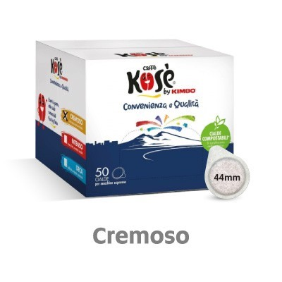Kimbo ese Kosè Cremoso